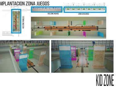 GAMES STAND AIRPORT EZEIZA-ARGENTINA