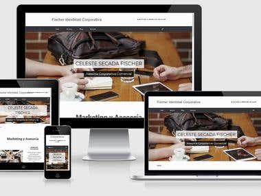 Text & Design / WordPress