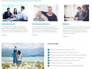 WordPress Theme with Customisation