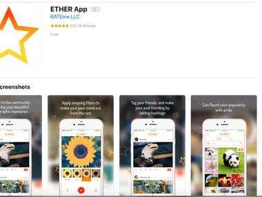 ETHER App