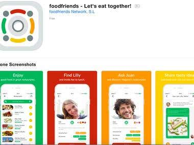 Foodfriends - Let's eat together!