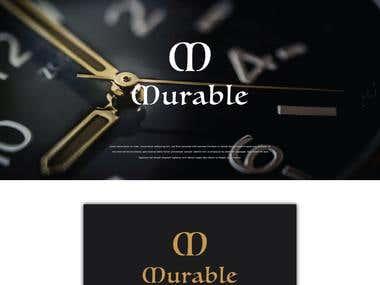 Murable Logo design