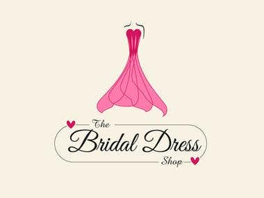 Bridal Shop Logo Design