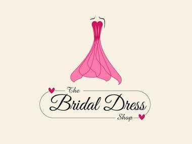 Bridal Shop Logo Design