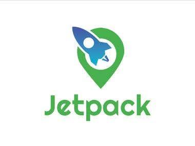 Jetpack Logo Design