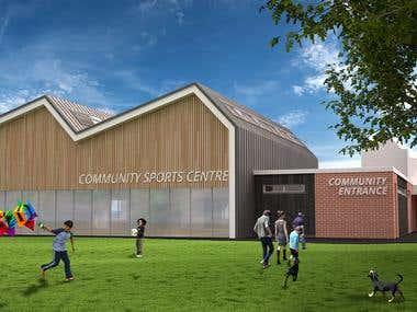 Community Sports Halls