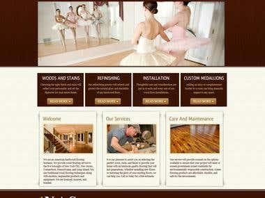 NAS Hardwood Flooring