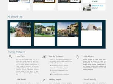 Property Website (asp.net,mvc,linq,responsive)