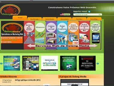 Web Agency/Creation/Design/Writing/100% Satifaction