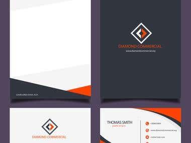 Diamond Commercial Branding