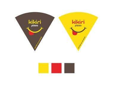 Branding - kikiripizza