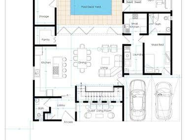 Floor Plan Design Contest