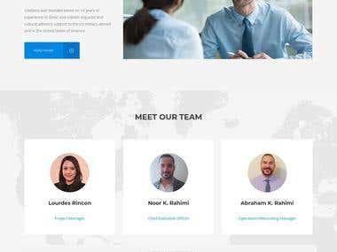 Custom Shopify E-Commerce Website