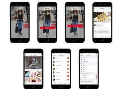 Shopping App