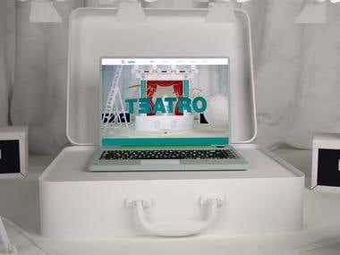 Diseño Web - Itinerante Teatro
