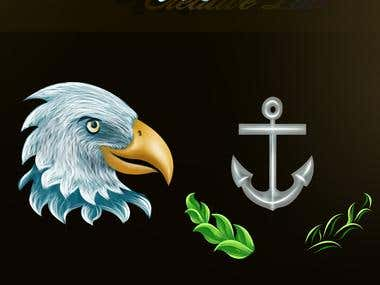 Logo Design for Merchant Marine