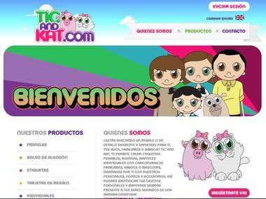 Ticandkat.com