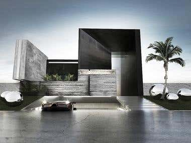 Luxury House desing