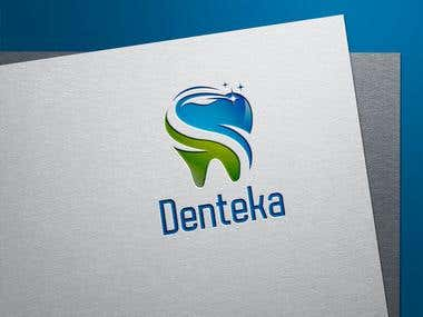 Denteka Logo Proposal