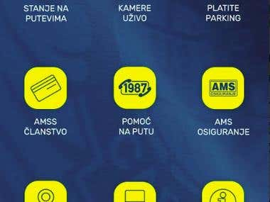 Auto moto savez (Official app for help on road in Serbia)