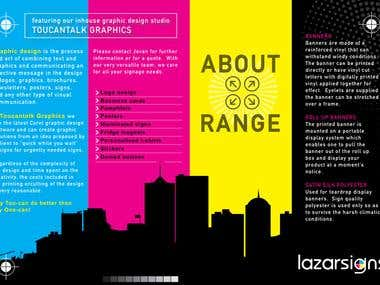 Lazarsigns brochure