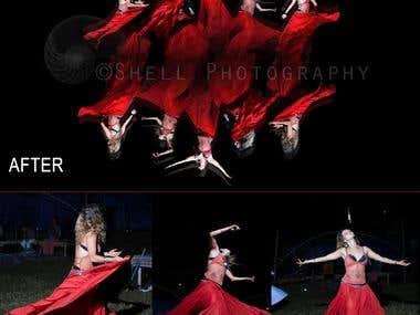 Photo Manupulation