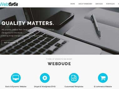 webdude.company