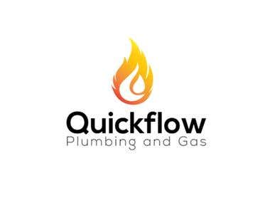 Quick Flow Plumbing and Gas Logo