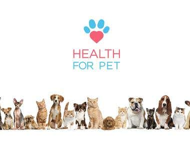 Health for Pet Visual Identity