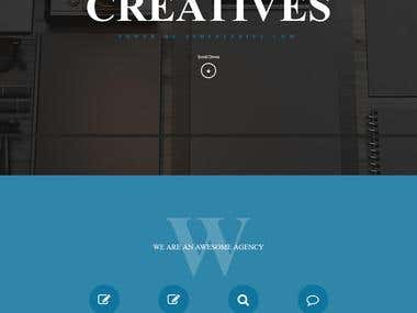 Web Templates Design