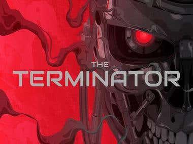 Alternate Terminator Poster