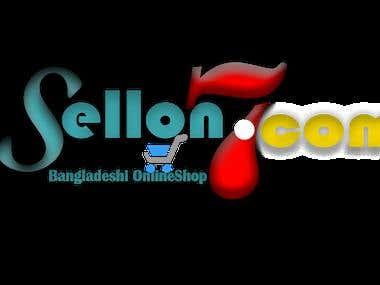 Sellon7 (Logo Design)