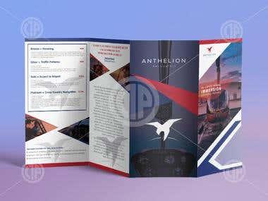 4-Fold Brochure Design