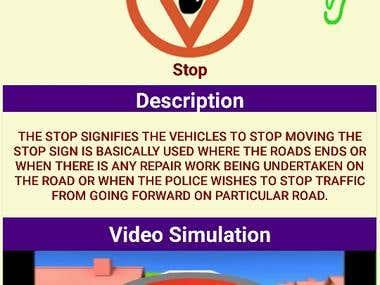 Traffic Learner
