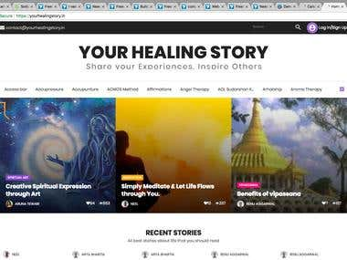 YOUR HEALING STORY