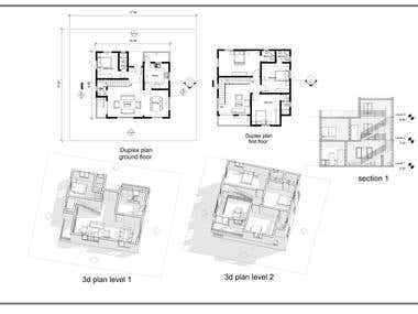 Design duplexes