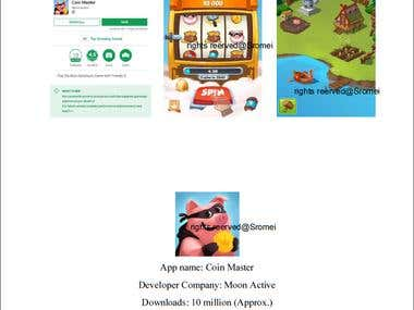 Android Application review