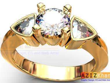 Diamon Wedding Ring