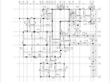 Structural Engineering Drawings and Details