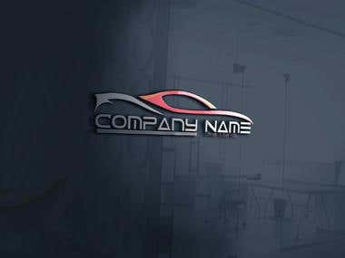auto industry logo design.