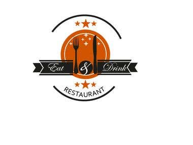 restaurant logo design.