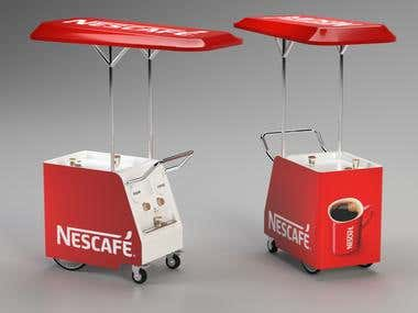 Coffee Cart 02