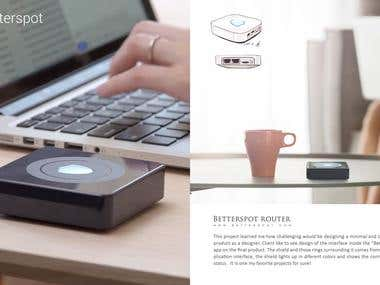 Betterspot Router