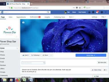 Facebook Business Creation and Management