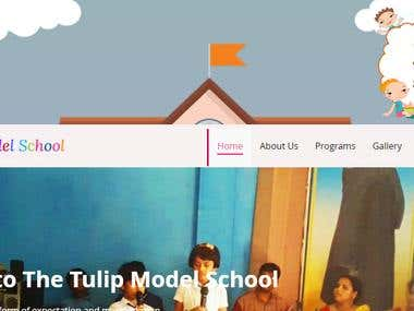 Tulip Model School