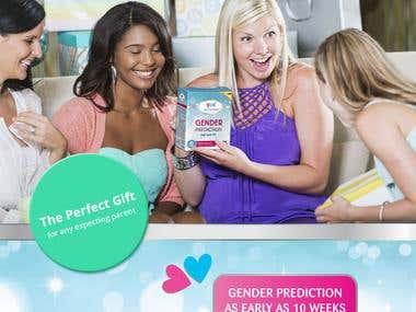 GenderSence Product Display