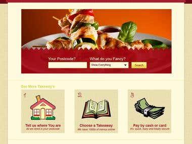 Food knock website