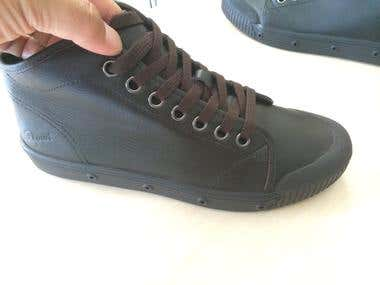 Kids Leather shoe