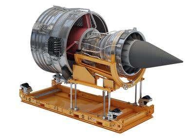 Rolls Roys Engine