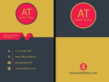 Premier Business Card